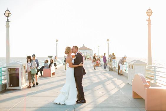 Strand House Wedding in Manhattan Beach