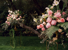 Sophisticated Luxury Wedding at The Parker Palm Springs