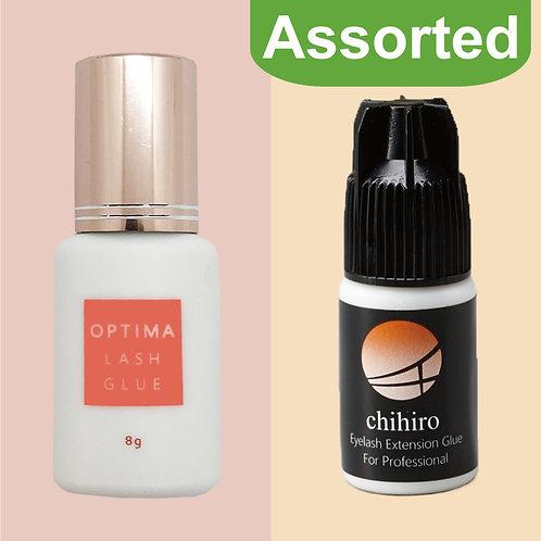 Assorted OPTIMA & chihiro Glues