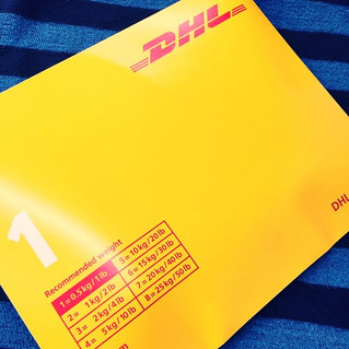 DHL Available