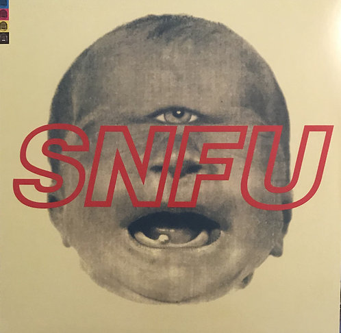SNFU - The One Voted Most Likely To Succeed LP