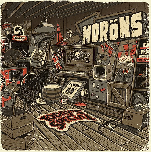The Moröns - Today's Special LP