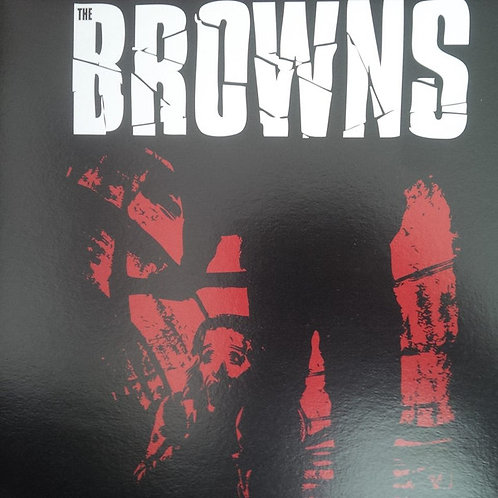 "The Browns - S/T 7"" EP"