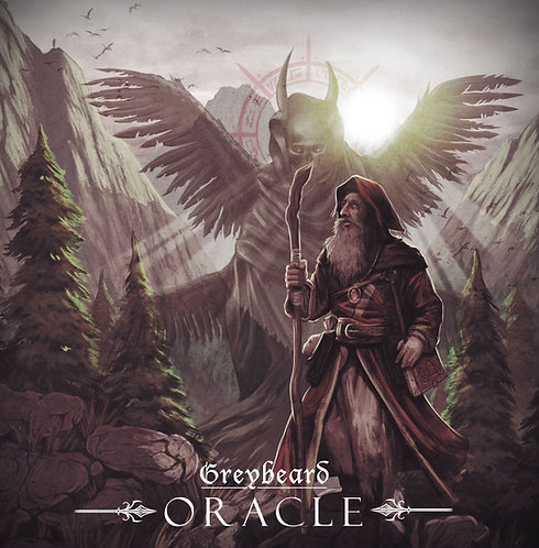 Greybeard - Oracle LP
