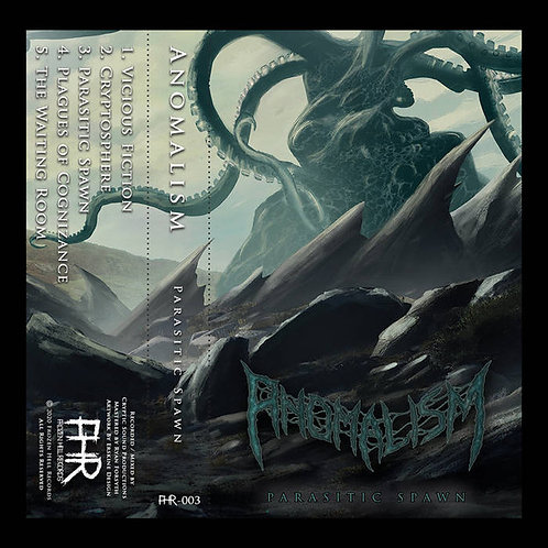 Anomalism - Parasitic Spawn Cassette