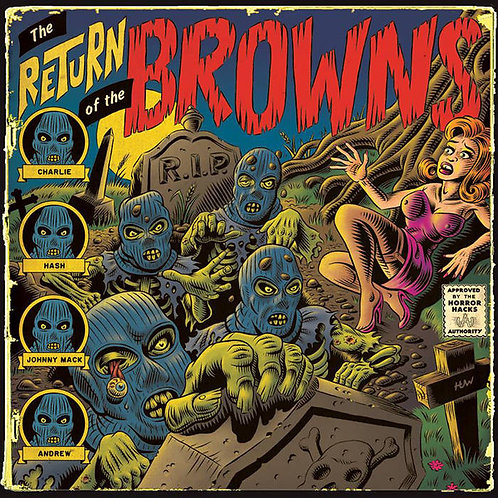 The Browns - The Return of the Browns LP