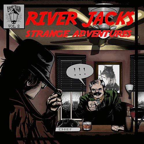 River Jacks - Strange Adventures CD