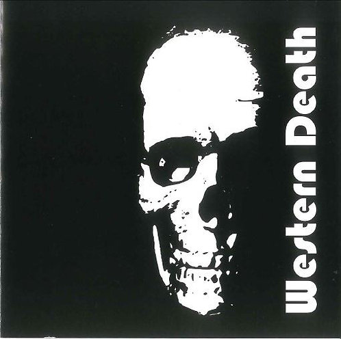Western Death - S/T CD