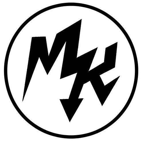 Mandible Klaw - S/T LP