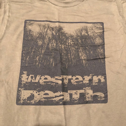 Western Death Trees T-shirt