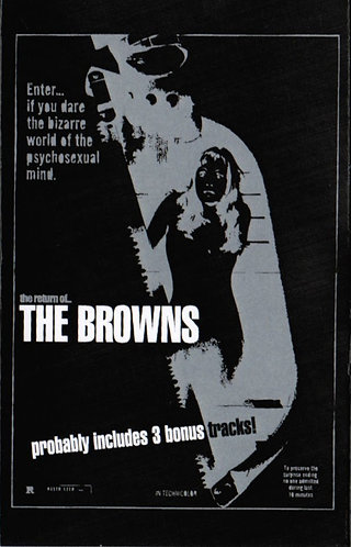 The Browns - The Return of the Browns Cassette