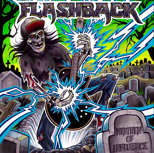 Flashback - Heathen Of Influence LP