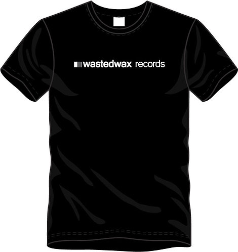 Wasted Wax Records t-shirt