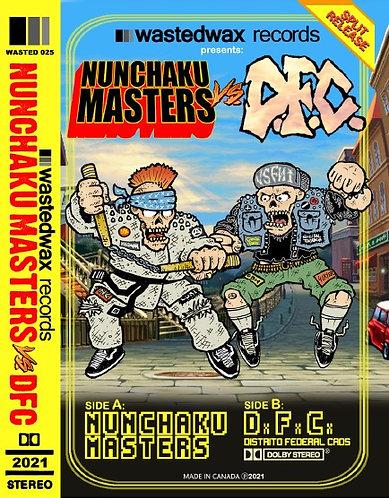 Nunchaku Masters / D.F.C. Split Cassette