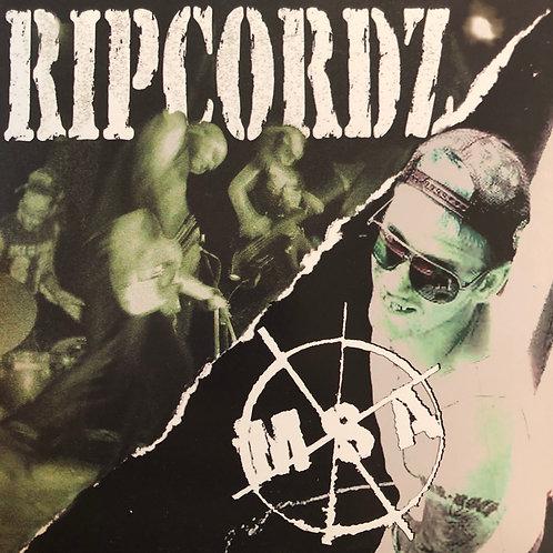 "Ripcordz/MSA 7"" Split"