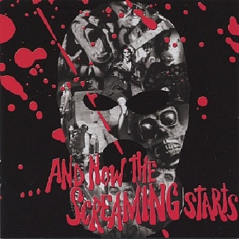 The Browns - ...And Now The Screaming Starts CD