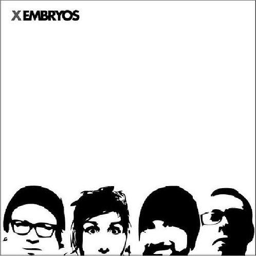 Xembryos - S/T CD