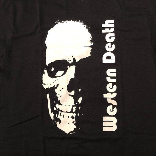 Western Death Skull T-shirt