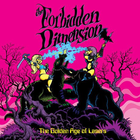 Forbidden Dimension - The Golden Age Of Lasers LP