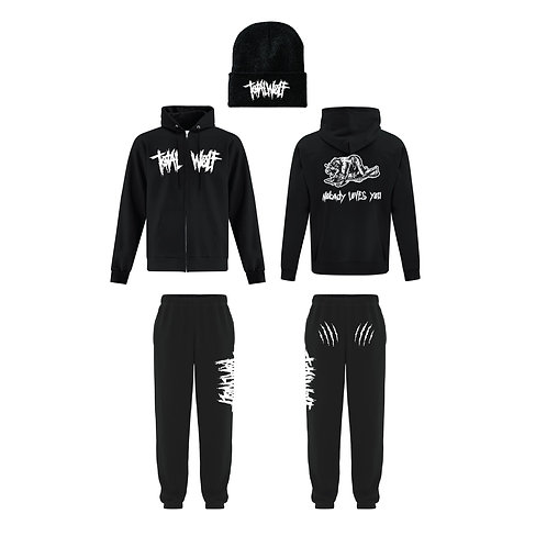 Total Wolf Sweat Pack