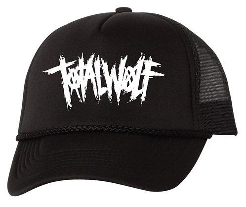 Total Wolf Trucker Hat
