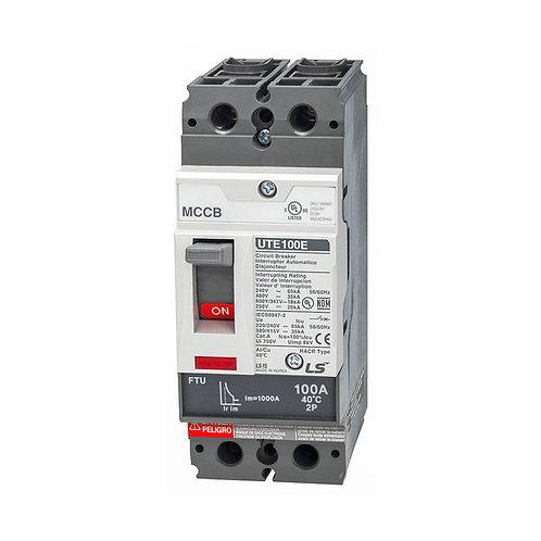 Nema 1 MCB - 50 Amp - 7.5hp-10hp