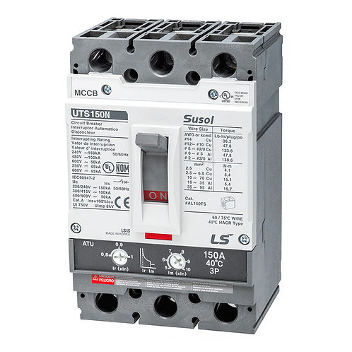 Nema 3 MCB - 100 Amp - 30-50hp