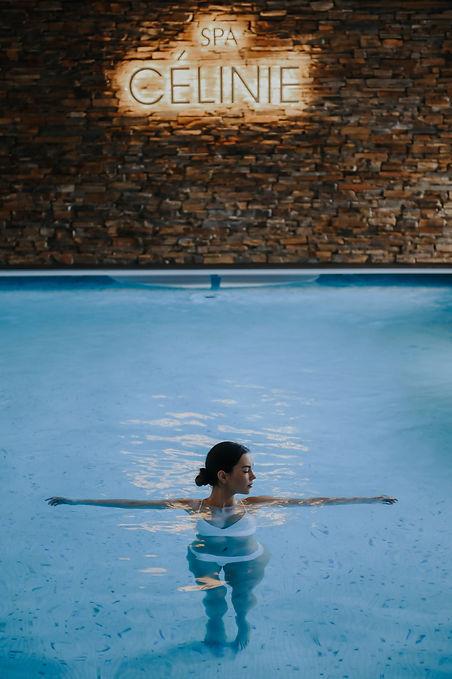 Spa ardennes piscine massage jacuzzi célinie warcq