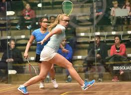 Ladies Squash Team Match Report