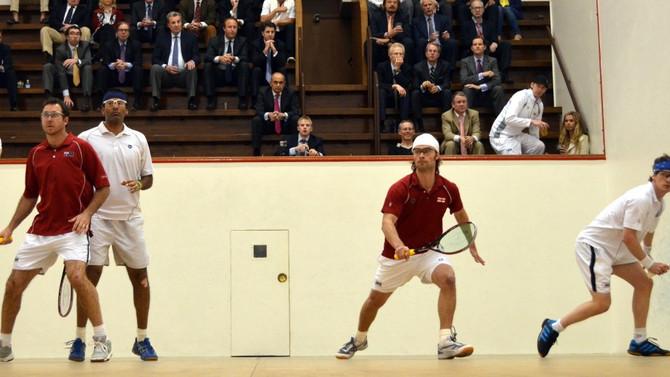 New Squash Doubles League