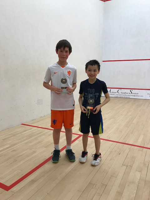 Junior Squash News