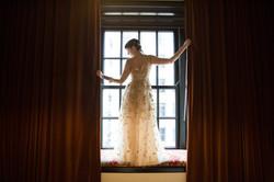 Bride at Chicago Athletic Club
