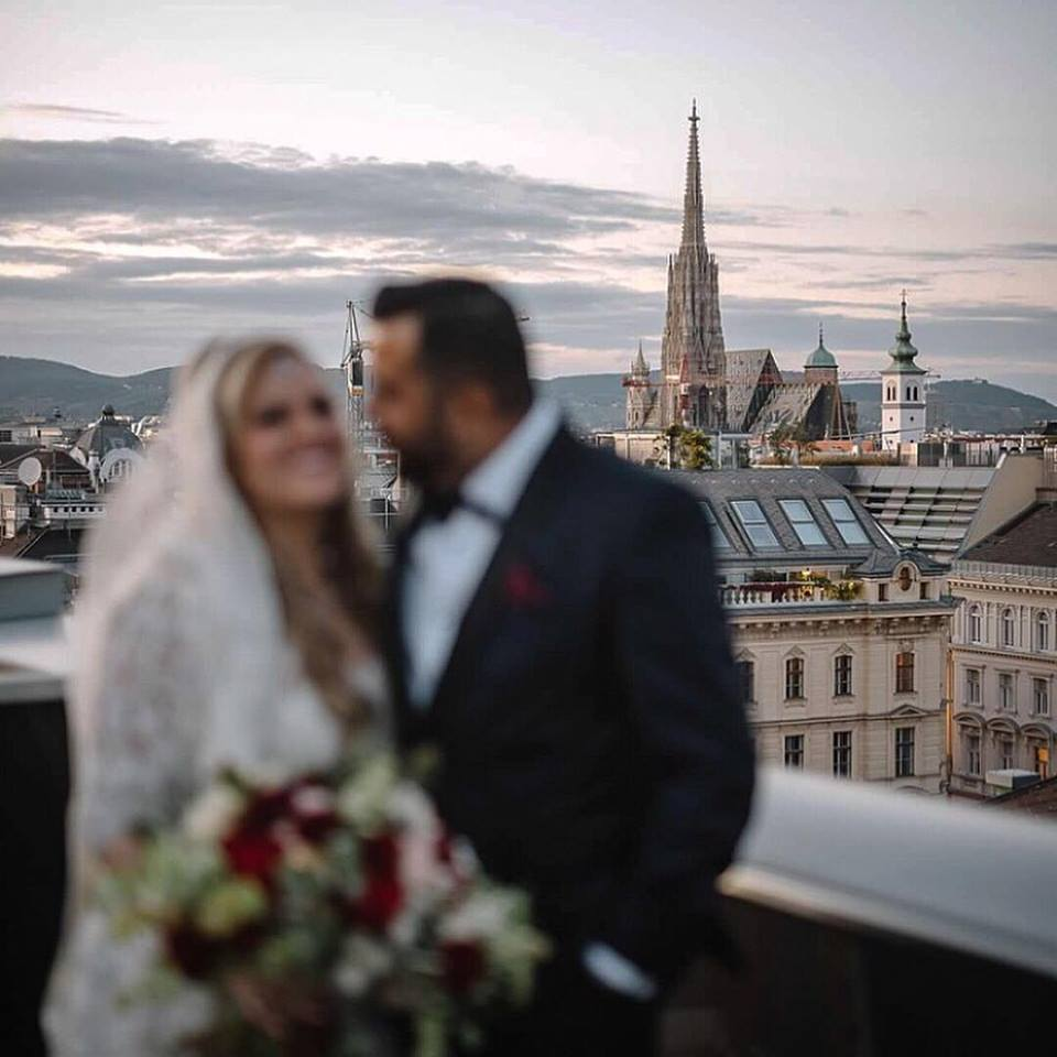 Post-Ceremony Love with a View