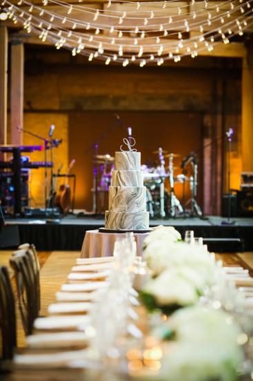 Cake, Lights and Band