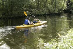 Tripse kayak