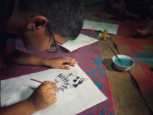 Warli Workshop