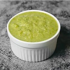 Raw Green Salsa
