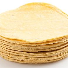 "4.5"" Corn Tortillas"