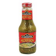 Green Salsa Costeña (455g)