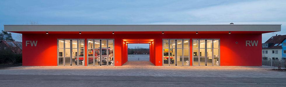 Feuerwehrtore, Feuerwehr-Tore, Feuerwehr | SCHNEIDER Torsysteme
