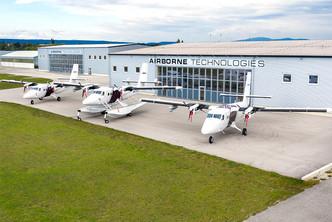 SCHNEIDER Falttore für Hangar und Flugplatz