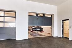 Sectional Door ALU60