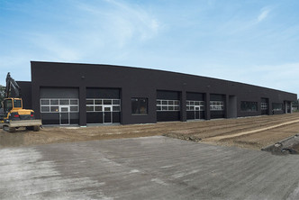 Neubau Autohaus Leeb