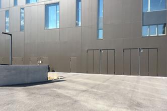 AL602F Robust mit Fassadenplatten