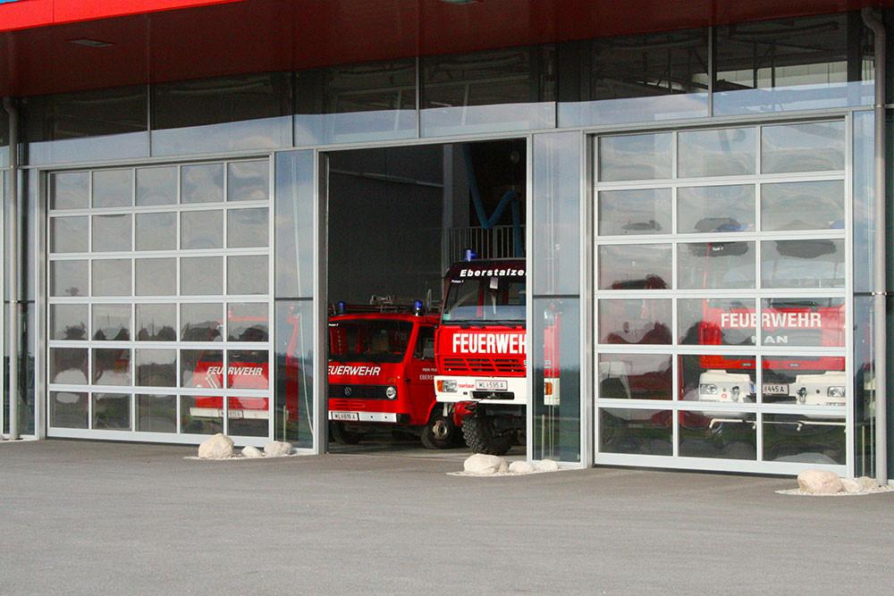 Sektionaltore Feuerwehr