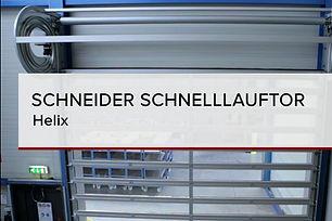 Video Schnelllauftor Helix