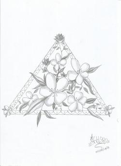 Ilustração para tattoo
