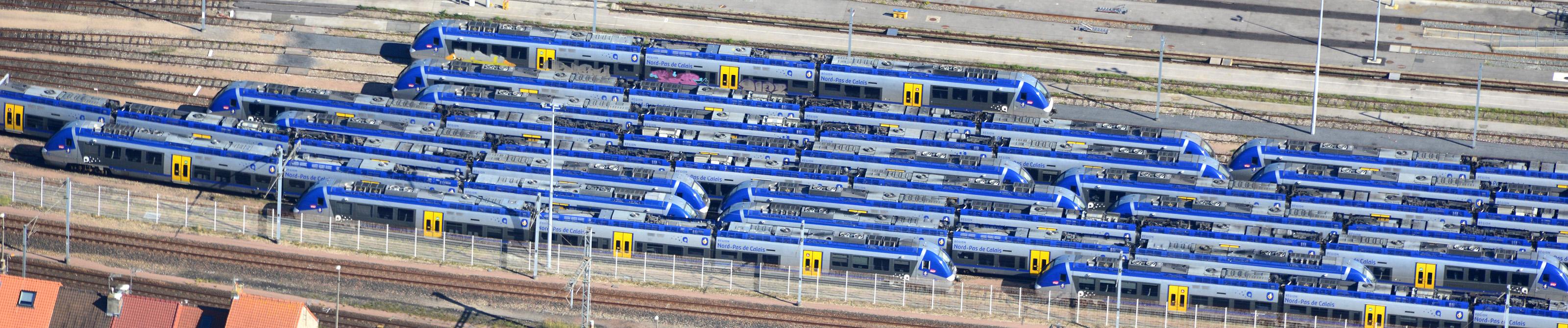 TER Calais - 62