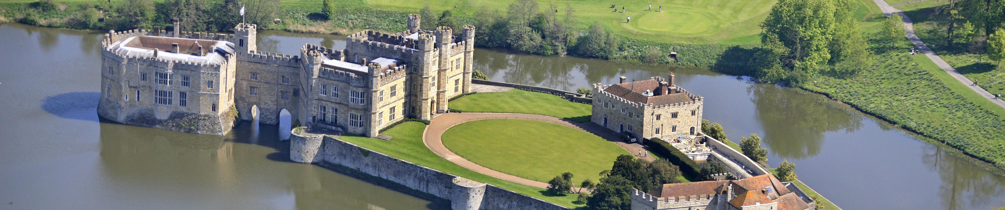 Château de Leeds Kent - GB