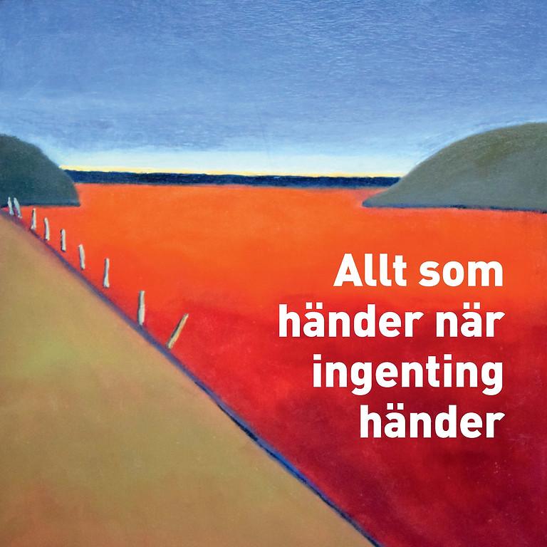 Boksläpp: Ella Styf och Christer Petersson